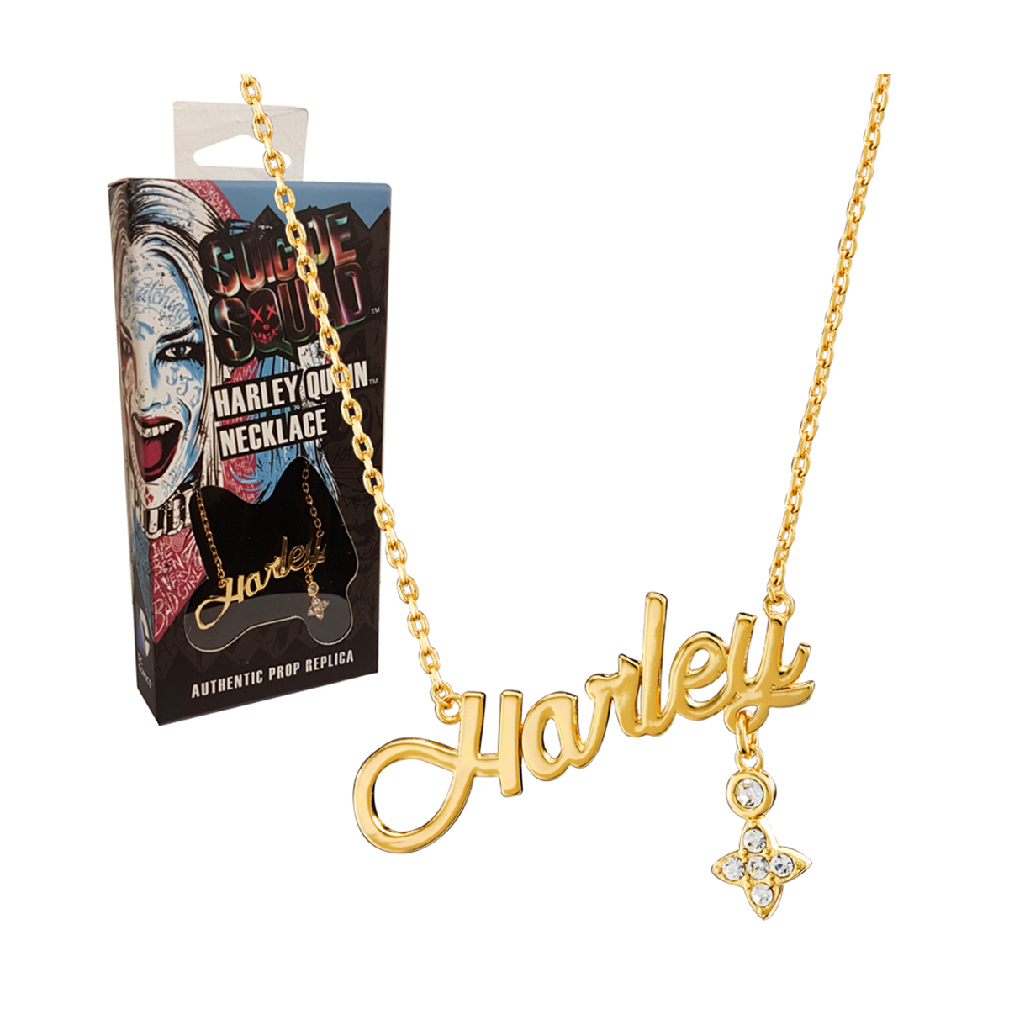 Harley Quinn Necklace (2)