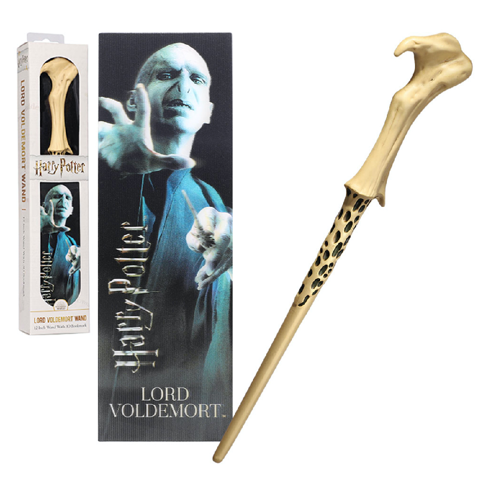 Lord Voldemort 30cm PVC Wand (18)