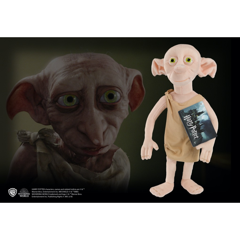 Dobby Collectors Plush (6)