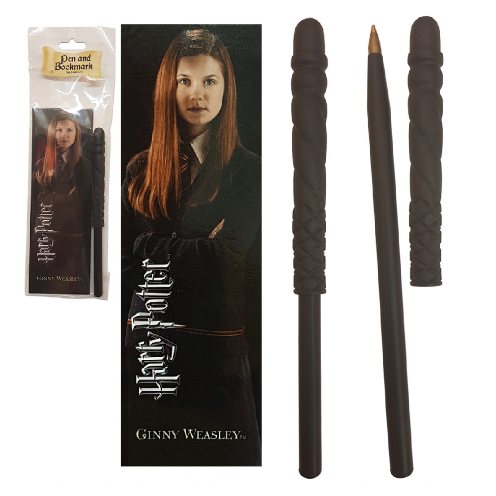 Ginny Wand Pen and Bookmark (10)