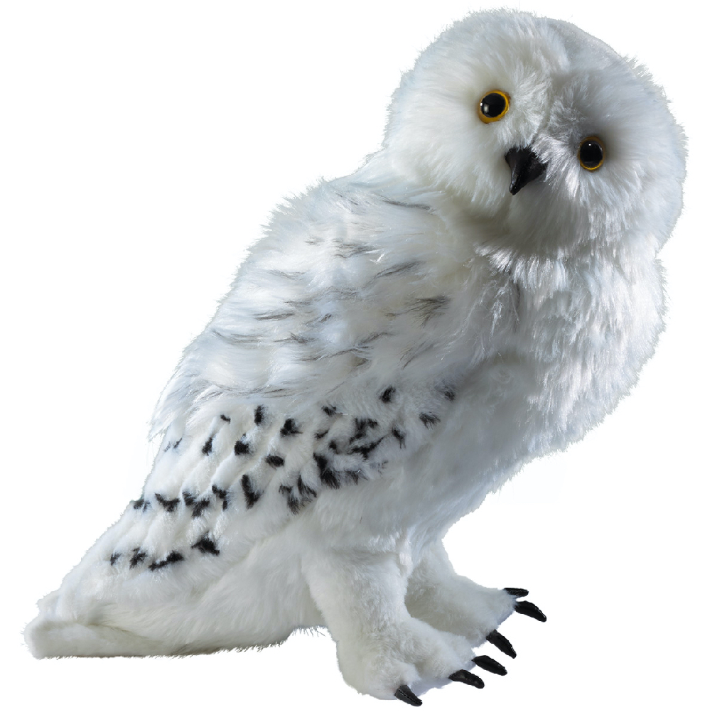 Harry Potter Hedwig Collectors Plush (3)