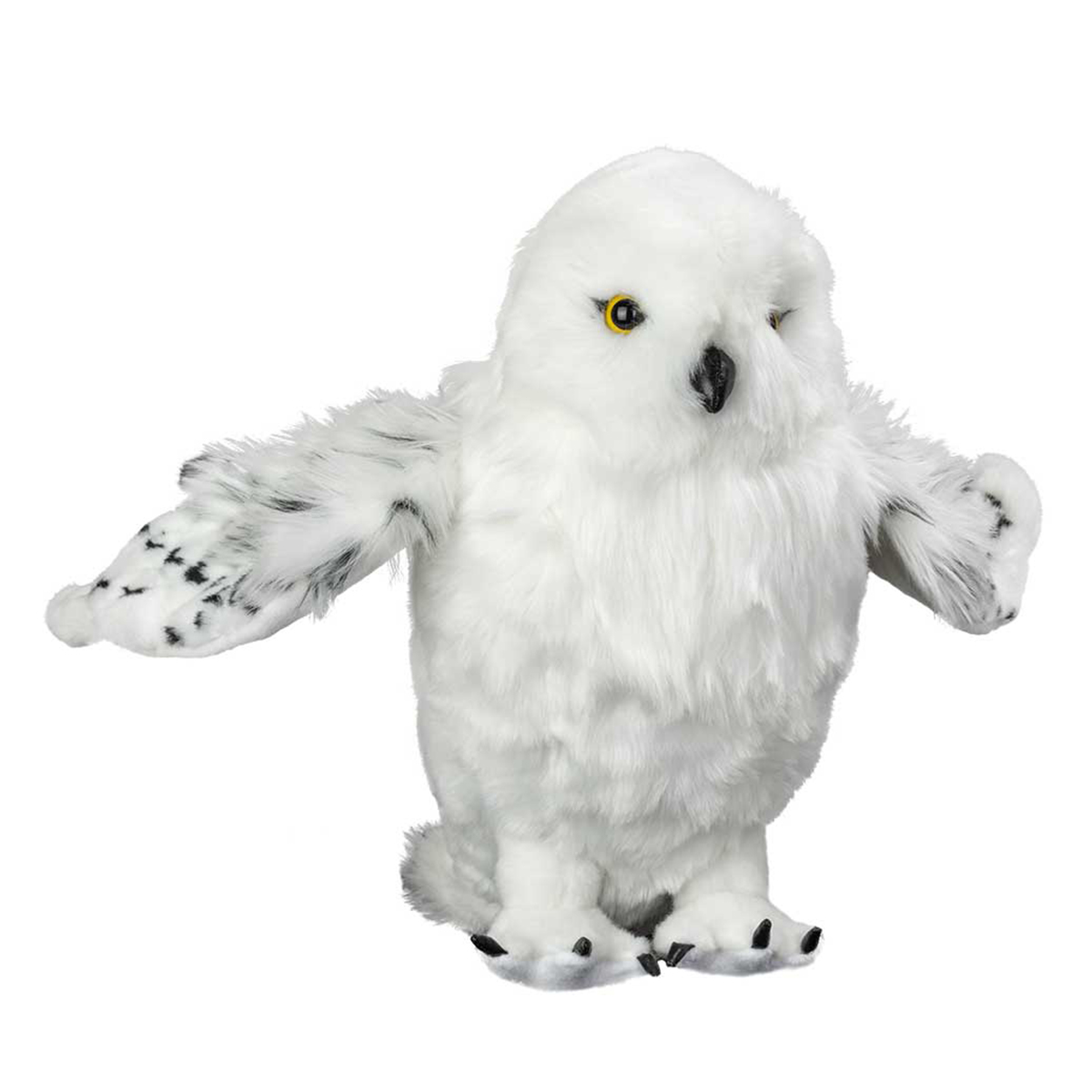 Hedwig Plush with Moveable Wings